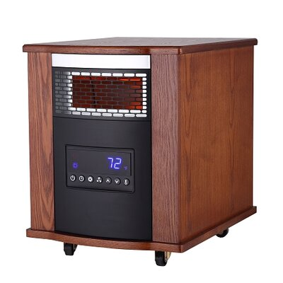 Sunheat Thermal Wave Infrared Heater with Remote Control