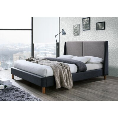 Oliver Upholstered Platform Bed