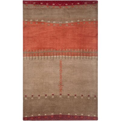 Rizzy Rugs Mojave Beige Gabbeh Area Rug - Rug Size: 8' x 10' at Sears.com