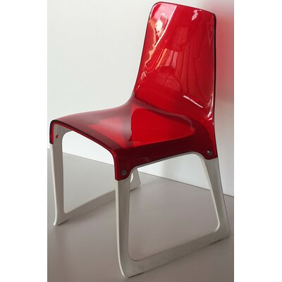 Wiechmann Side Chair (Set of 2) Color: Red