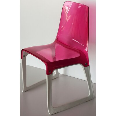 Wiechmann Side Chair (Set of 2) Color: Pink