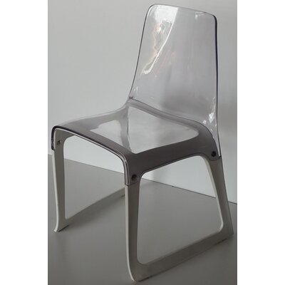 Wiechmann Side Chair (Set of 2) Color: Clear