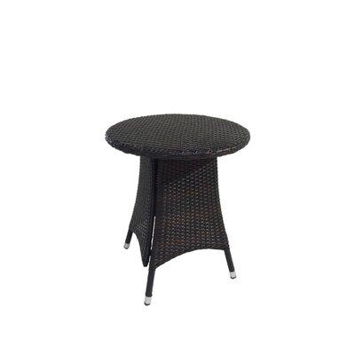 Diamond Outdoor Wicker Bistro Table