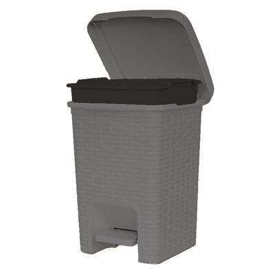 Brand 1.63 Gallon Step On Trash Can 550