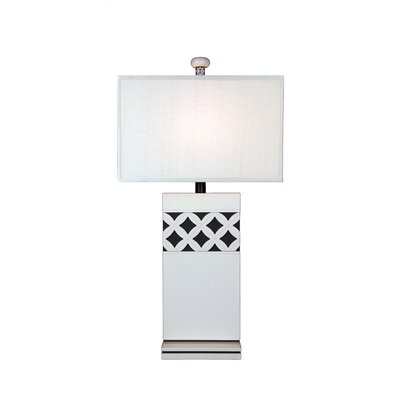 "Vintage 30"" Table Lamp"
