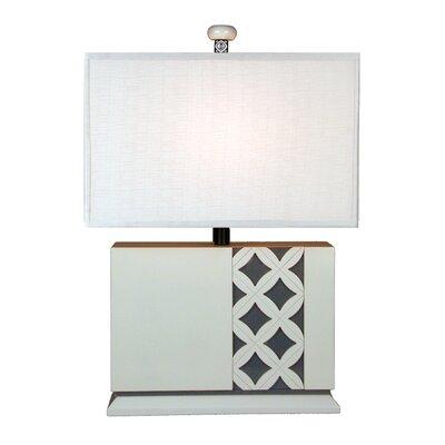"Vintage 25.5"" Table Lamp"