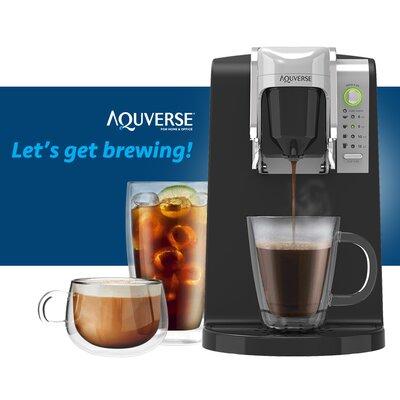 Single Serve Coffee Maker AC1000-K