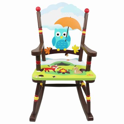 Enchanted Woodland Kids Rocking Chair TD-11738A