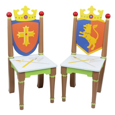 Knights & Dragons 2 Piece Kids Chair Set TD-11837A2