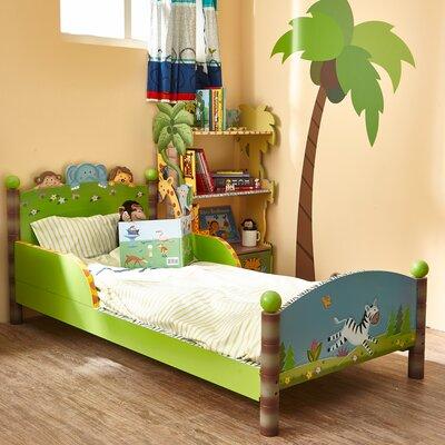 Sunny Safari Toddler Bed