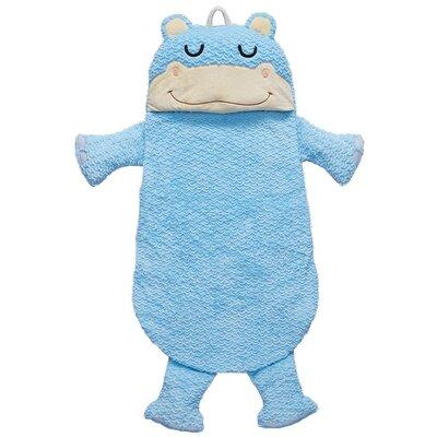Pyjama Party Time Hippo Sleeping Bag TD-S0001-H