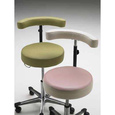 Guest Chair Base Color: Polished Aluminum Base