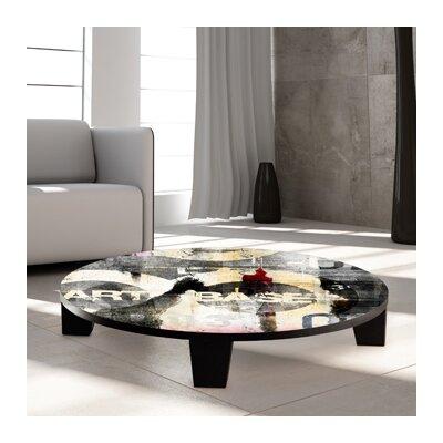 Art Base 2 Coffee Table Size: 44 (Diameter)