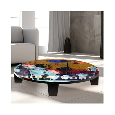 California Dreaming 2 Coffee Table Size: 44 (Diameter)