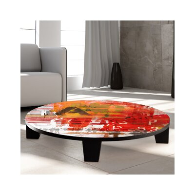 Move on 60 Part 1 Coffee Table Size: 44 (Diameter)