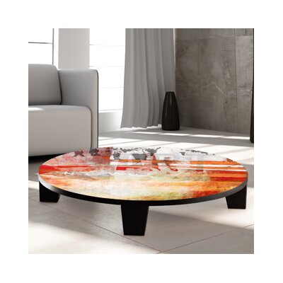 Move on 60 Part 2 Coffee Table Size: 36 (Diameter)