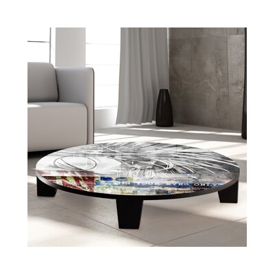 Diva Coffee Table Size: 44 (Diameter)