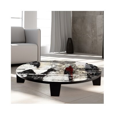 NY Summer Part 1 Coffee Table Size: 44 (Diameter)
