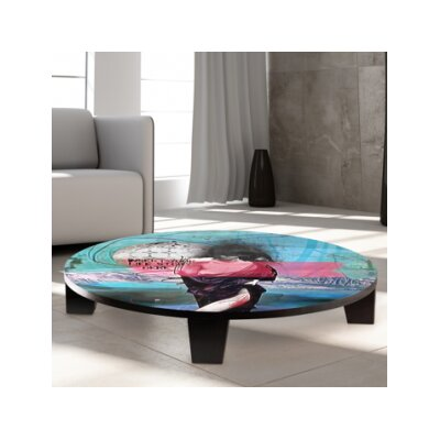 Persistence of Lost Memories Table Art Size: 35 W x 35 D