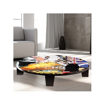 Keep Me in Your Dreams Table Art Size: 35 W x 35 D