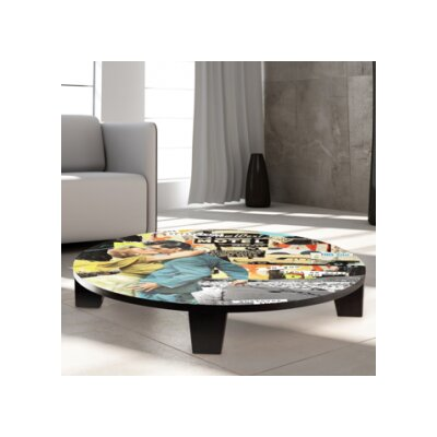 Its my Life Table Art Size: 44 W x 44 D