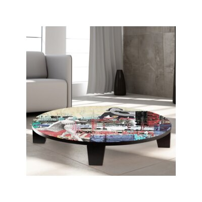 Beautiful Ones Table Art Size: 44 W x 44 D