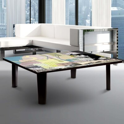 Lost Perspective Coffee Table