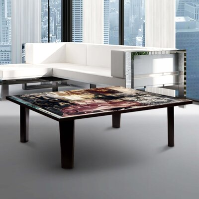 Chicago Times 1 Coffee Table
