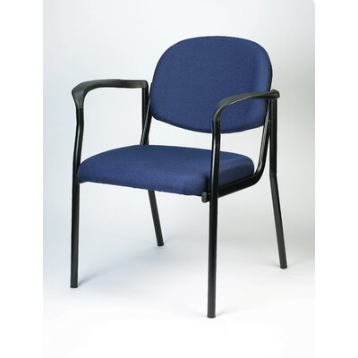 Dakota Side Chair Seat Color: Navy
