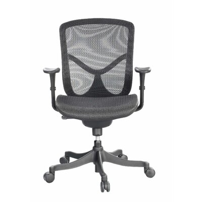 Mesh Desk Chair Headrest Included Fuzion Product Picture 6649