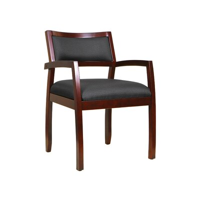 Cypress Guest Chair Finish: Cherry Frame