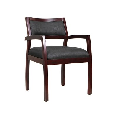 Cypress Guest Chair Finish: Mahogany Frame