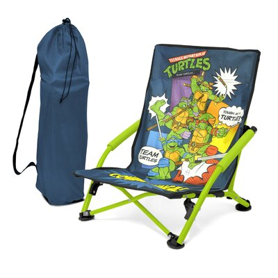Mutant Ninja Turtles 2 Piece Kids Camping Chair Set WN340333