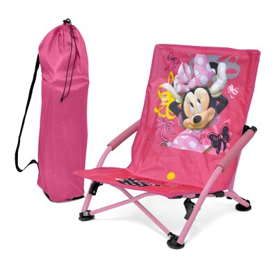 Minnie Mouse 2 Piece Kids Camping Chair Set WK318752