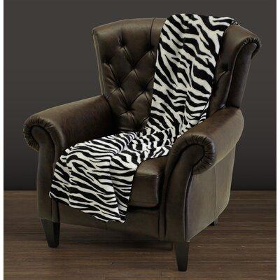 Aysegul Zebra Throw