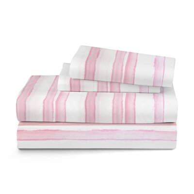 Twilight Eden Cotton Sheet Set Size: Twin