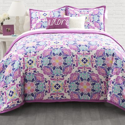 Marrakesh Comforter Set Size: Full/Queen