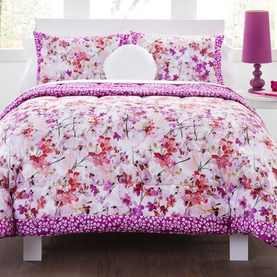 Kyoto Fields Comforter Set Size: Twin/ Twin Extra Large
