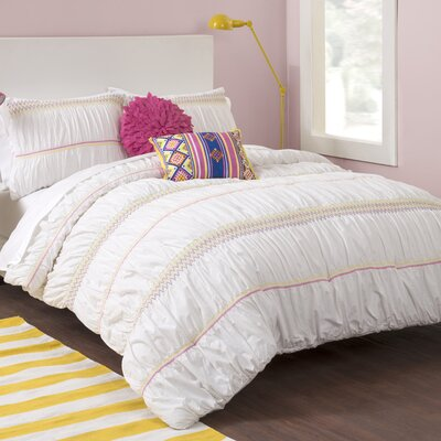 Baja Boheme Comforter Set Size: Twin/Twin XL