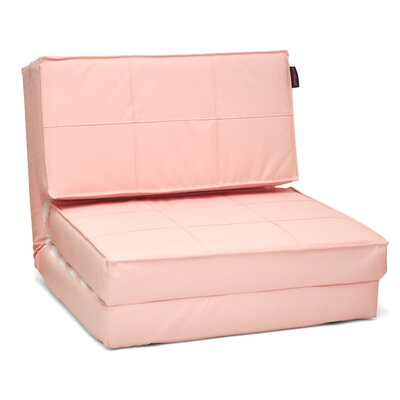Convertible Chair Color: Blush