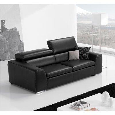 Hawkinsville Celine Leather Sofa