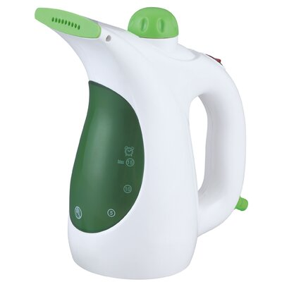 Handheld Garment Steamer with Fabric Brush and Lint Remover PGS01G