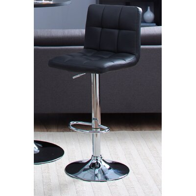 Castleton Home Grover Patch Airlift Barstool