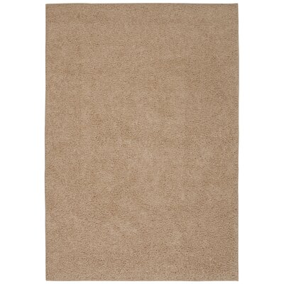 Shibata Beige Area Rug Rug Size: Rectangle 5' x 7'