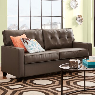 Ella Sofa Upholstery: Grey