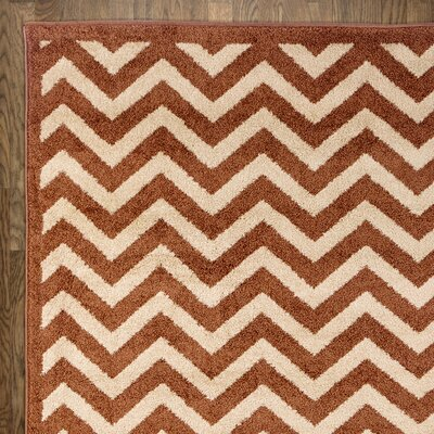 Avon Area Rug in Chestnut