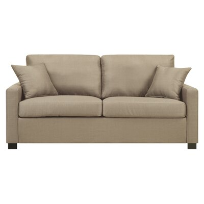 Earlene Sofa Upholstery: Wheat