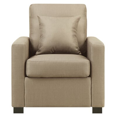 Earlene Armchair Upholstery: Wheat