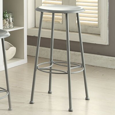 Betty 30 Bar Stool Upholstery: Gun Metal