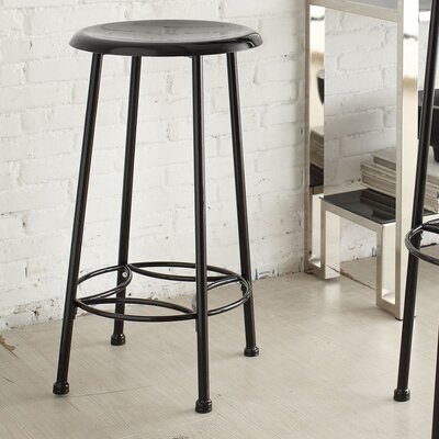 Betty 24 Bar Stool Finish: Black